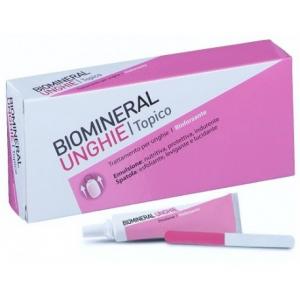Biomineral Unghie Topico Emulsione 20ml