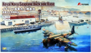 Royal Navy Seaplane Dockside Base