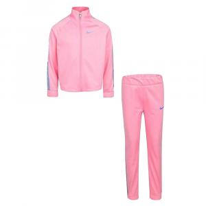 Nike tuta rosa con banda