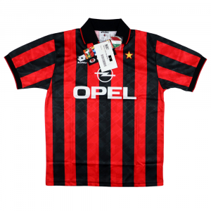 1994-95 Ac Milan Home Shirt L/XL/ XXL *Brand New