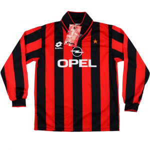 1994-95 Ac Milan Home Shirt Boy *Brand New