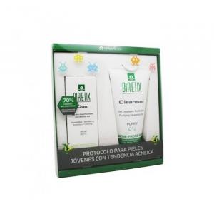 ... Endocare Biretix Duo Gel Anti Imperfections 30ml + Biretix Gel Purifying Cleaner 150ml Set 2 Parti