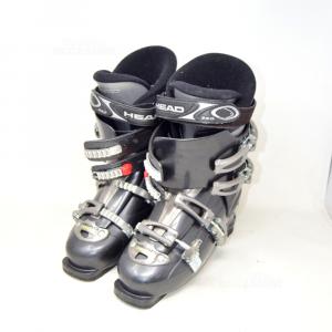 Ski Boots Ski Head Gray Dark 318mm
