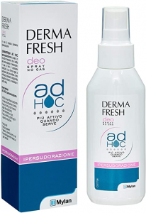 Dermafresh Ad Hoc Ipersudorazione 100ml