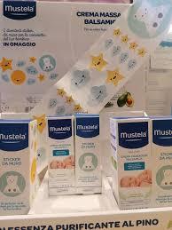 Crema massaggio balsamica Mustela