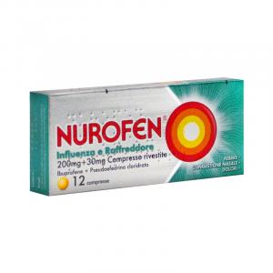 Nurofen Influenza Raffreddore 12 compresse