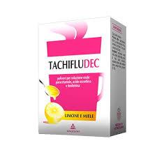 Tachifludec bustine Limone Miele