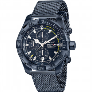 OROLOGIO SECTOR - DIVING TEAM - BLU