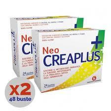 NeoCreaplus 24bustine 2 confezioni multivitaminico