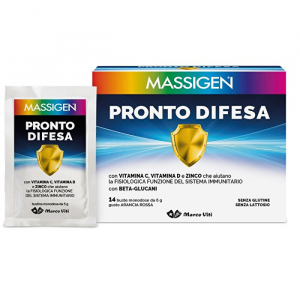 Massigen Pronto Difesa 14 bs