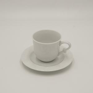 TAZZA CAFFE' CON PIATTO MOD. TOSCANA