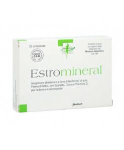 Estromineral Integratore 20 compresse