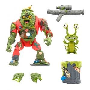 Teenage Mutant Ninja Turtles: Ultimates Action Figure Serie 4 MUCKMAN & JOE EYEBALL by Super 7