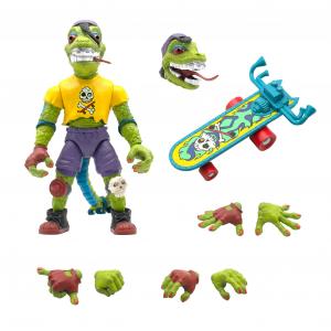 Teenage Mutant Ninja Turtles: Ultimates Action Figure Serie 4 MONDO GECKO by Super 7