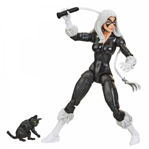 Marvel Retro Collection Spider-Man Serie's Action Figure: BLACK CAT by Hasbro