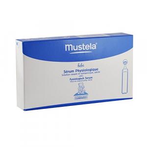 Mustela Soluzione Fisiologica 20 Fiale - 5 ml