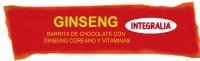 Integralia Barrita Ginseng Choco Vit