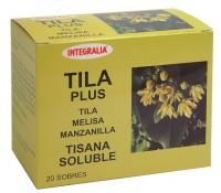 Integralia Tila Plus Soluble 20 Sobres