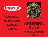 Integralia Arginina Plus 60 Caps