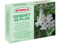 Integralia Gendiet 50 Plus 30 Capsulas