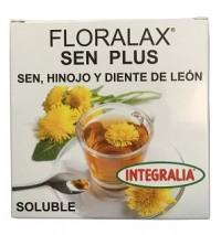 Integralia Floralax Sen Plus Soluble 15 Sobres