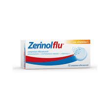 Zerinol flu con vit C
