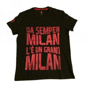 Maglietta taglia XL Milan manica corta ufficiale