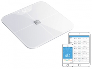 BILANCIA ANALISI iHEALTH FIT HS2S WIRELESS