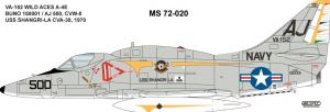 Douglas A-4E Skyhawk VA-152