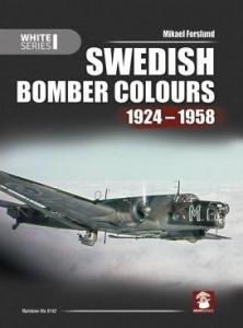 Swedish Bomber Colours 1924-1958