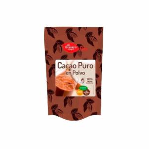 Granero Cacao En Polvo 20-22 Materia Grasa Bio 350g