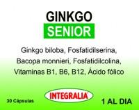 Integralia Ginkgo Senior 30 Capsulas
