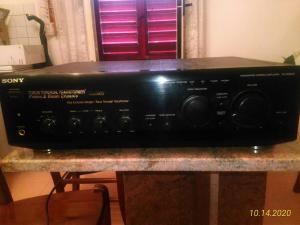 Amplificatore Sony TA-TE600R VINTAGE ANNI 90 USATO