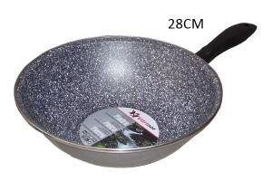 Vitrinor Wok In Pietra K2 28 cm