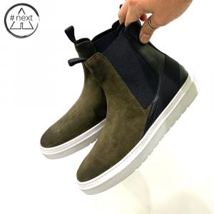 Cromier - Double boot . Muschio