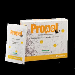 PropolAc Flu effervescente 10 Bustine