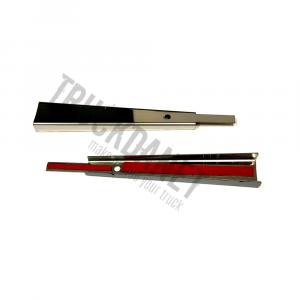 SCANIA Profili spazzole tergicristalli in acciaio Inox lucido
