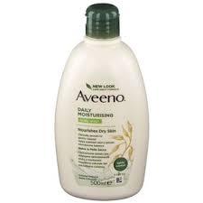 Aveeno Daily Moisturing body wassh 500 ml