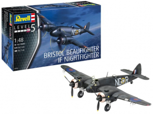 Bristol Beaufighter Mk.IF Nightfighter
