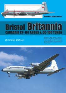 Bristol Britannia including the Canadair CP-107 Argus and CC-106 Yukon