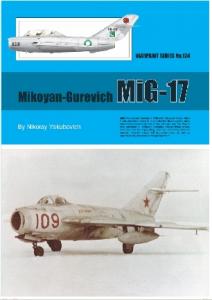 Mikoyan-Gurevich MiG-17 by Nikolay Yakubovich