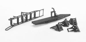 Su-22 Ladder + Chocks Set + Platform