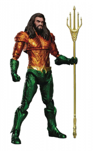 Justice League Action Figure: AQUAMAN San Diego Comic-Con 2019 Exclusive by Beast Kingdom