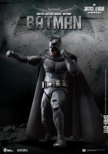Justice League Action Figure: BATMAN by Beast Kingdom