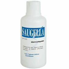 Saugella blu detergente intimo 750ml