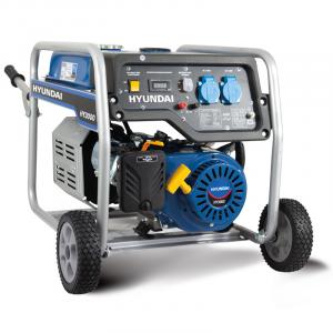 HYUNDAY 65015 GENERATORE A BENZINA 4 TEMPI - 4 kW 230 V
