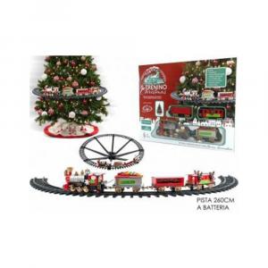 General Trade Treno Decorazione Da Albero Di Natale Con Luci