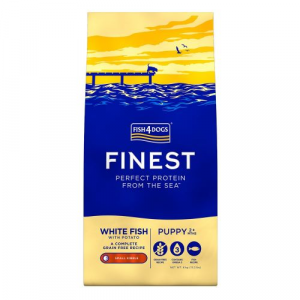 FISH4DOGS OCEAN WHITE FISH PUPPY SMALL 1,5 KG.