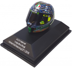 AGV Valentino Rossi Winter Test Sepang 27.1.2018 1/8