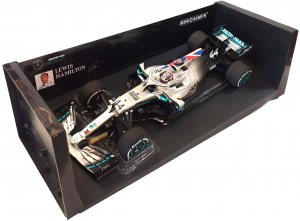 Louis Hamilton Winner British Gp 2019 Mercedes-AMG Petronas Motorsport 1/18